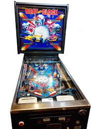beat the clock pinball liberty games