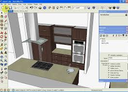 sketchup kitchen design using dynamic component cabinets part 3