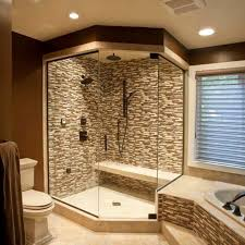 Bathroom Corner Shower Ideas Remarkable Bathroom Corner Walk Shower Ideas Crafty Ideas Bathroom