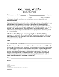 bill of sale form texas advance health care directive form