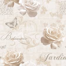 Floral Shabby Chic Wallpaper by Shabby Chic Wallpaper Archives The Shabby Chic Guru