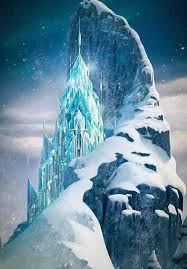 25 frozen castle ideas disney frozen castle