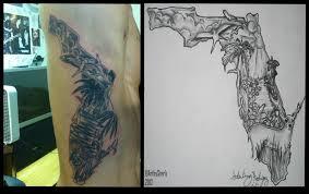 florida cracker tattoo design by antonsterling on deviantart