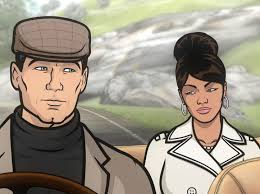 archer cartoon archer recap conray vulture