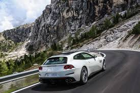 ferrari silver 2017 ferrari gtc4lusso reviews and rating motor trend