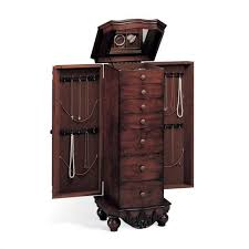Armoire Chest Of Drawers Jewelry Armoires Cymax Stores