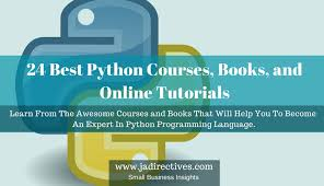 online tutorial of python 24 best python courses books and online tutorials 2018 ja