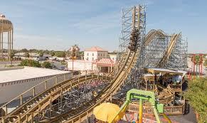 zdt u0027s amusement park in seguin debuts rare rollercoaster san