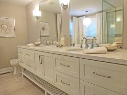 Traditional Bathroom Vanities HGTV - 4 foot bathroom vanity