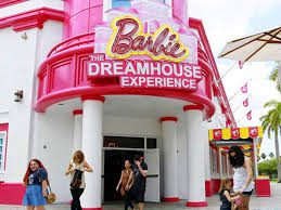 inside the world u0027s first ever life size barbie dreamhouse curbed