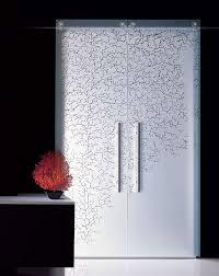 glass door designs interior design breathtaking glass door designs with tree pattern
