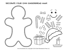 the 25 best gingerbread man template ideas on pinterest