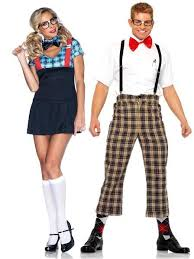 costumes for couples nerdy couples costumes or costume