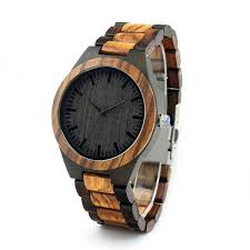 mens gift ideas mens wooden watches gift ideas for men all wood contrast