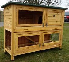 Guinea Pig Hutches And Runs For Sale Rabbit Hutches Ebay