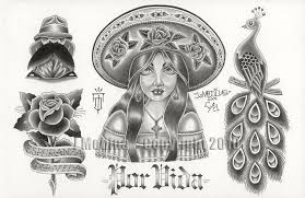 21 awesome mexican tattoo designs