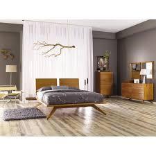 LifeStyle Solutions Zurich  Piece Bedroom Set Moderm Room - Zurich 5 piece bedroom set