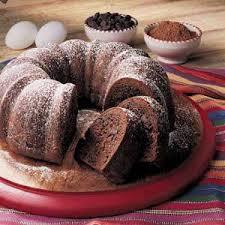 chocolate cake recipes taste of home
