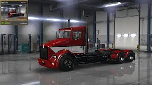 kenwood w900 t800 american truck simulator mods ats mods