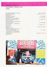 album archive autoralli sojuz 88