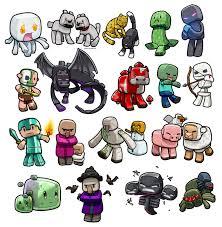minecraft dessin zombie u2026 kkg dessin dessins