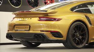 porsche 911 turbo production numbers the production process of the 911 turbo s exclusive series
