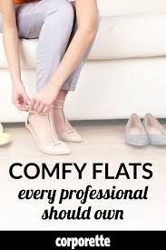 Most Comfortable Work Heels Comfortable Flats Every Professional Should Own That Aren U0027t Ballet