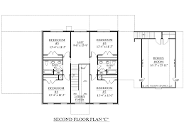 house plans with 2 master suites 4 bedroom house plans with 2