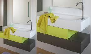 Salle De Bain Vert D Eau Meuble Sous Vasque Conforama Latest Miroir Salle De Bain
