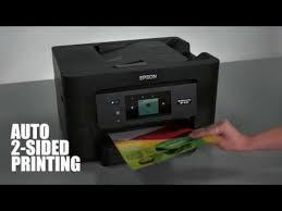 epson workforce pro wf 4720 all in one printer inkjet printers