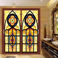 stained glass designs for doors compare prices on custom stained glass online shopping buy low