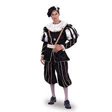 Tudor Halloween Costumes Tudor Noblemen Fancy Dress Costume Mens Amazon Uk Clothing