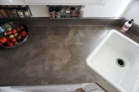 Sealant For Kitchen Sink by Lovely Imperfection The Best Sealer For Concrete Countertops