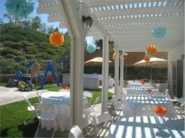 wonderful green backyard landscaping with kids decoori com party