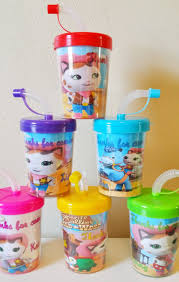 favor cups sheriff callie west personalized party favor cups birthday