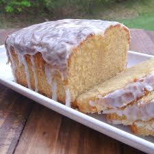 healthier iced lemon pound cake one project closer