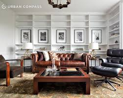 masculine sofas tour bruce willis s new central park west pad masculine living