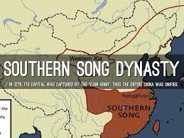 Yuan Dynasty Map Dynastic China By Kimberly Sanchez