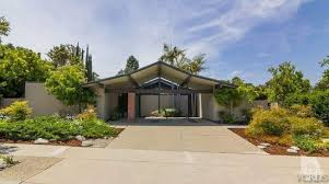 Eichler Style Home Exceptional Gallery Model Eichler In Thousand Oaks The Glass Box