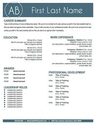 resume templates that stand out stand out resume templates 15 modern design you can use today