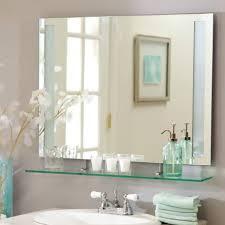 Modern Trim by Bathroom Mantle Mirror Stylish Mirrors 4 X 3 Bathroom Mirror