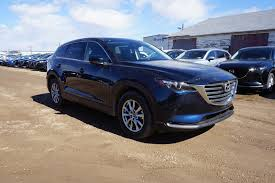 new 2017 mazda cx 9 awd gs leather navigation sunroof heated
