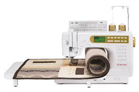 Singer S18 Studio Computerized High Performance Quilting And