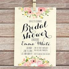 bridal shower invitation template couples bridal shower invitations templates niengrangho info
