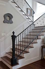 Design For Staircase Remodel Ideas 38 Best New Stair Rail Images On Pinterest Stair Railing