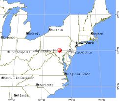 lake mead map lake meade pennsylvania pa 17316 profile population maps