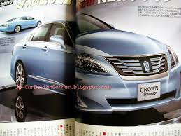 lexus lfa javier quiros car news ok scoop on next gen toyota crown