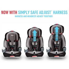 Comfortable Convertible Car Seat Graco 1 2 3 Car Seat Graco Nautilus 65 3 In 1 Multi Use Harness