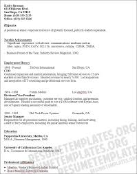 ceo resume template gallery of ceo resume template