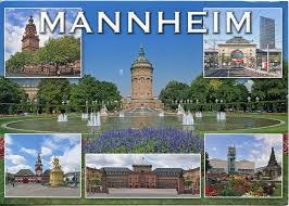 Mannheim Germany Map by Mannheim Germany Pictures Citiestips Com